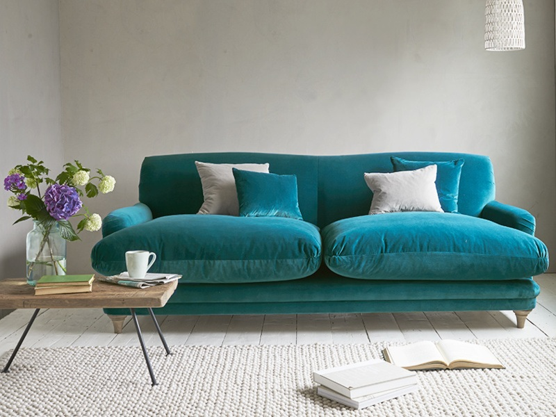 It's the Feel of Teal - a Colour for Every Season