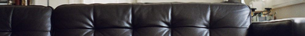 Laidback Leather Lounging - Sofa Guide