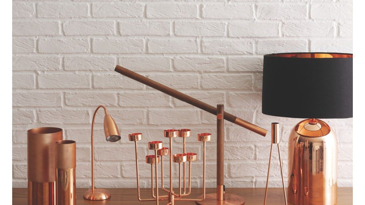 Copper: Get the rich, warm look this season