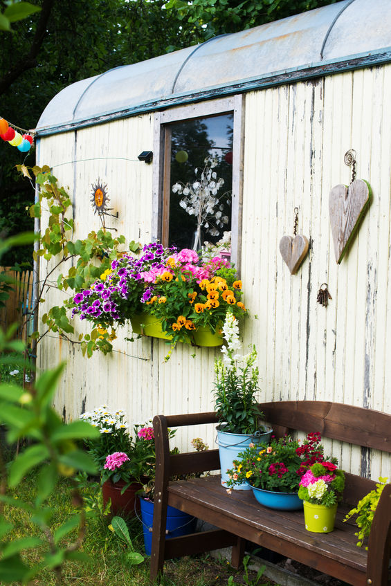 Planning a garden office or outdoor room