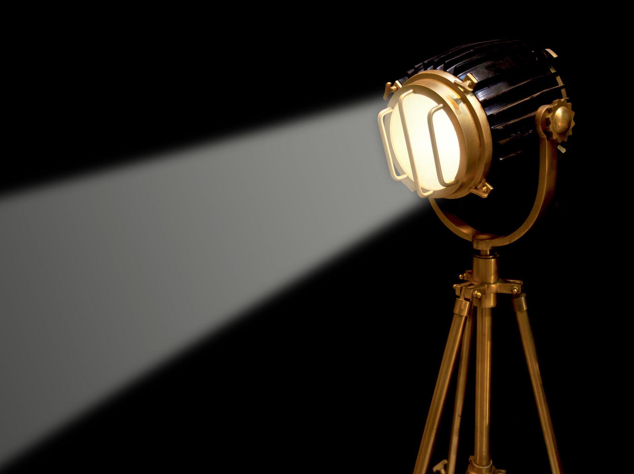 Lights, Camera, Action! Cinema Lighting Favourites