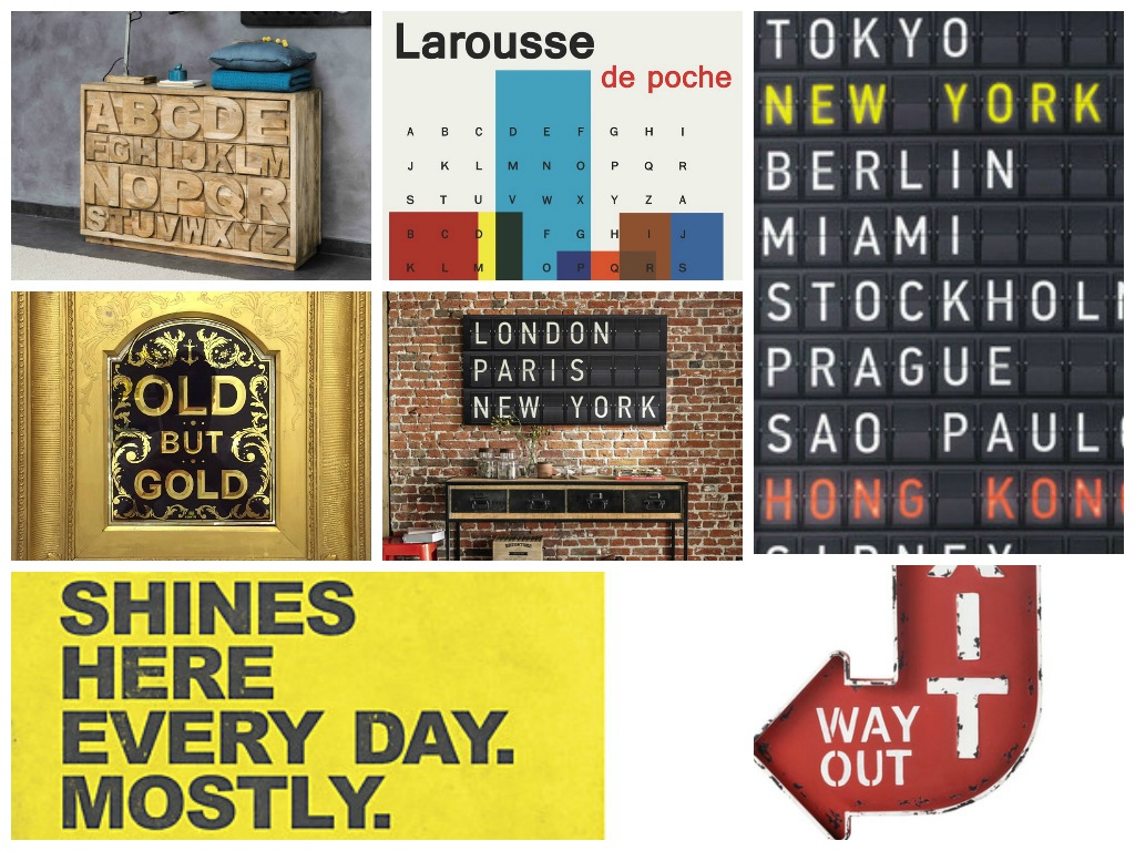 Typography as Art: Top 10 Pick of Pieces with Text Appeal