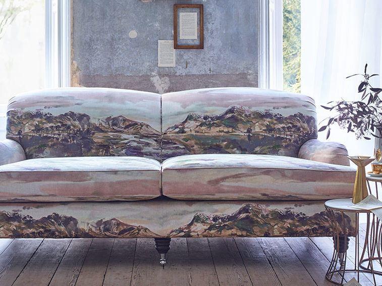Designer Fabrics From Monsoon And Boeme