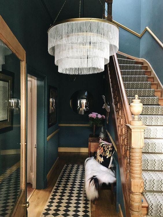 How To Create A Modern Victorian Interior Scheme The Idealist